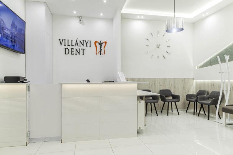 Villányi Dent recepció