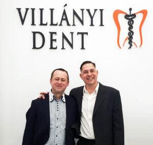 Villányi Dent vezetőség